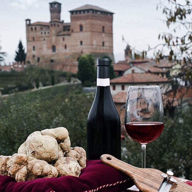 wine tours from turin